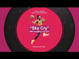 "Nba young boy type beat 2018 - ""sky cry"" | type beat | rap/trap instrumental 2018"