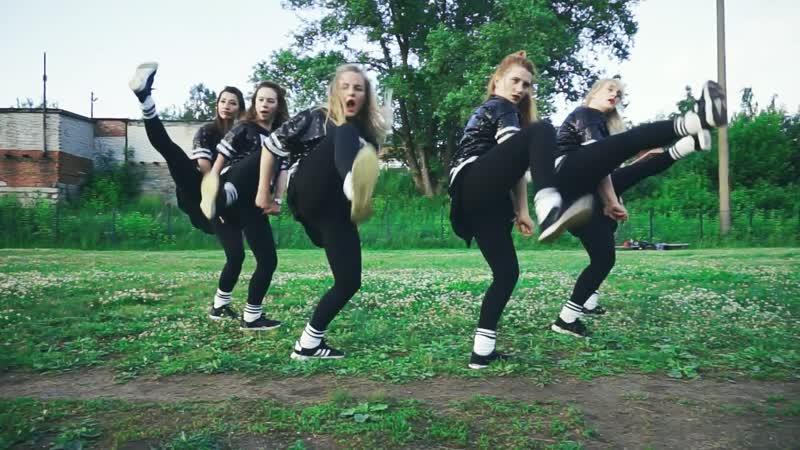Jazz Fank Брусилова Юлия BRU BAND Metro Dance
