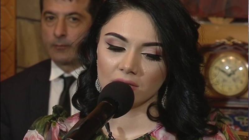Arzu Əliyeva Muğam Mirzə Hüseyn Segahı