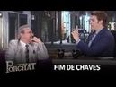 Carlos Villagrán explica por que Chaves chegou ao fim