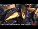 Cozze e fasolari per una cena di mare all'italiana! Мидии и твердые моллюски для морского ужина по италиански! 17.07.2018
