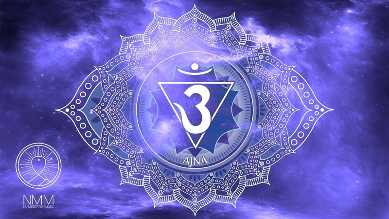 THIRD EYE chakra ACTIVATION meditation razor-sharp intuition, harness the wisdom within
