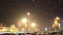 Снег в Краснодаре 15 декабря 2018, ТРЦ СБС Мегамолл, стадион Краснодар
