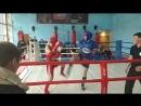 Тайский бокс в синем 27 05 18