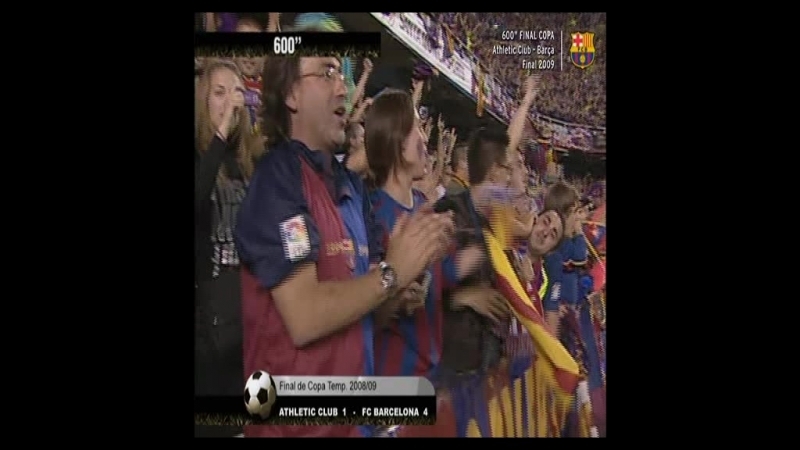 Resumen Athletic de Bilbao vs FC Barcelona 1-4 - Final Copa del Rey 2009 - HD