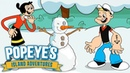 BRAND NEW Popeye's Island Adventures Episode 2 A Fistful of Snowballs Cartoons for Kids