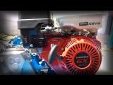 Мотоблок нева Двигатель Honda