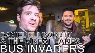 Daniel Ellsworth The Great Lakes - BUS INVADERS Ep. 1328