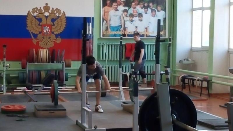 Даниил Горбаченко 05 г р толчок кл с пл 65 68 71 пока не удачно есть время до старта