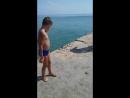 Евпатория. Пирс. Новый пляж.