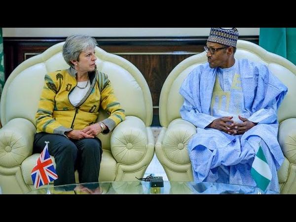 Мэй: Брексит поможет торговле с Африкой