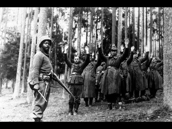 What happened to German POWs after WWII?