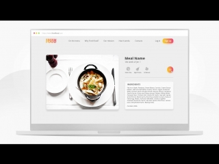 webdesign (AE presentation)