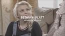 Bethany platt i just felt numb