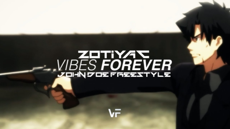 ZOTiYAC - John Doe Freestyle (AMV)