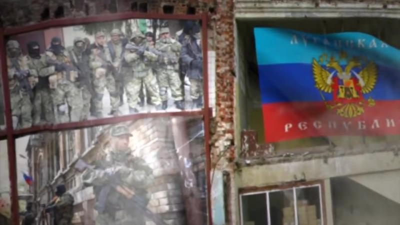 Группа Опасные и Глеб Корнилов Новороссия