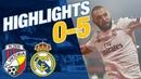 Viktoria Plzen vs Real Madrid   0-5   ALL GOALS HIGHLIGHTS