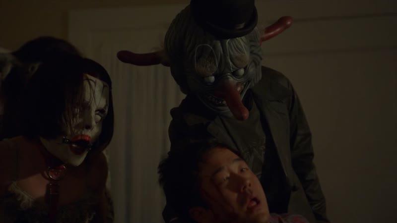 Американская история ужасов 1 сезон 2011