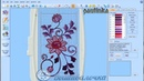 Урок 6. 5D Embroidery Extra. SplitDesign Wizard, Background Wizard