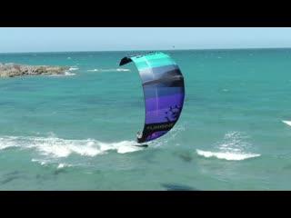 Slingshot kiteboarding  the 2019 turbine