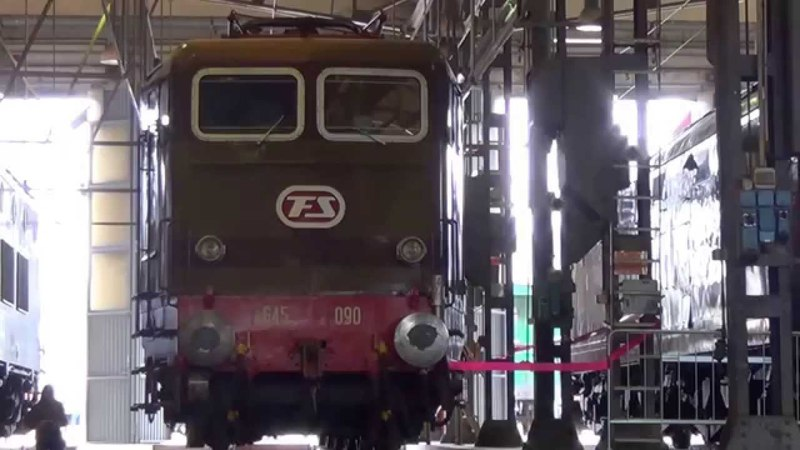 2015-03-29 Porte Aperte La Spezia Migliarina - Esposizione rotabili - part 4