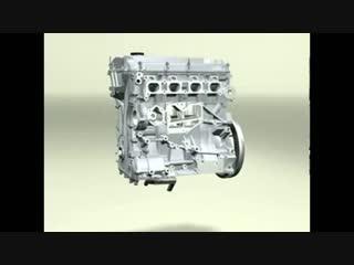 разборка двигателя hfp,jhrf ldbufntkz