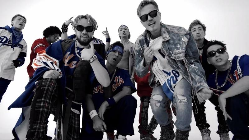 RED DIAMOND DOGS feat. DOBERMAN INFINITY, JAYED, MABU RED SOUL BLUE DRAGON (Music Video)