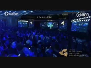 Димаш Кудайбергенов-Dimash ''My heart will go on'' live (11.12.18)