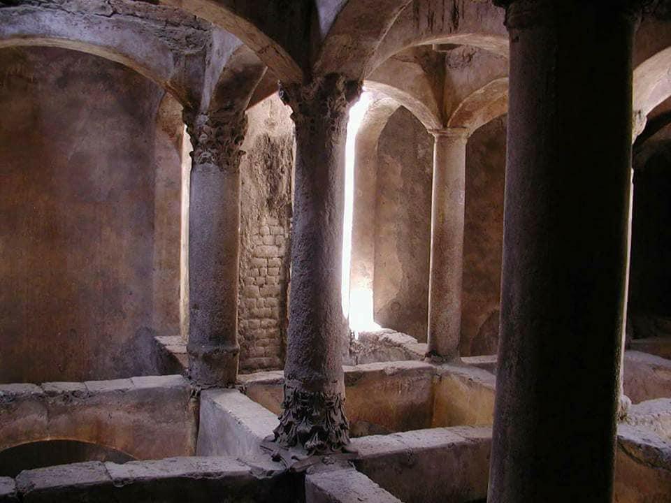 Египетские катакомбы Ком-эль-Шукаф (Александрия