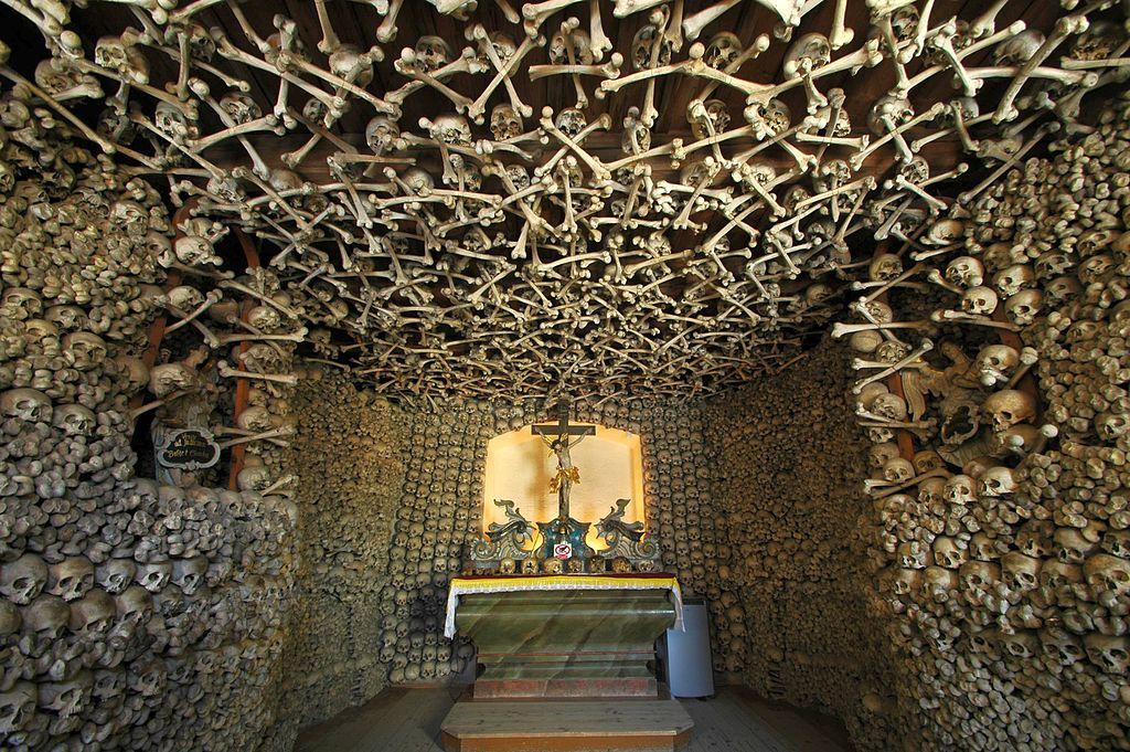 Катакомбы монастыря и собора Сан-Франциско (Лима, Перу)