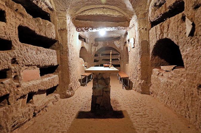 римские катакомбы