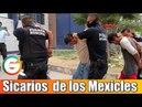 """Sicarios de los Mexicles"""" detenidos en Ciudad Juárez"""