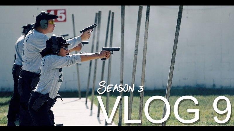 Miami Police VLOG 9 (Season 3): Academy Life Vol. 2 (влог о реальных рабочих буднях офицера полиции США, Майами)