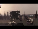 SAA tanks artillery airforce you name it exterminating ISIS its friends in Yarmouk Camp