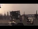 САА наступает на позиции террористов в лагере Ярмук