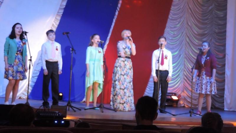 2018год.07.05. Фестиваль военно-патриотической песни. Центр Радуга