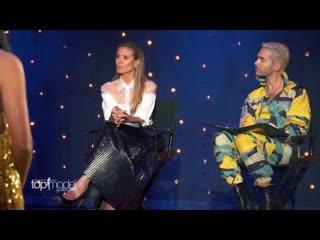 "Bill kaulitz at ""germany's next topmodel"", 02.05.2019"