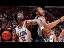 Memphis Grizzlies vs Portland Trail Blazers Full Game Highlights / July 16 / 2018 NBA Summer League