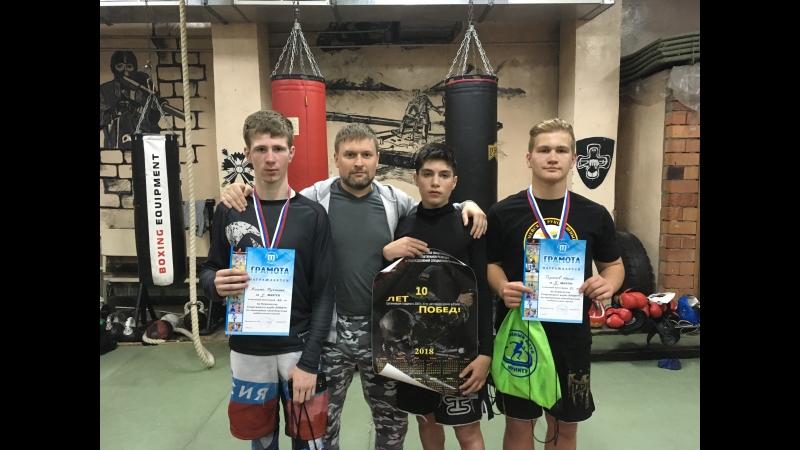 ВСК Гвардеец Иркутск на турнире по ММА 24 мая 2018