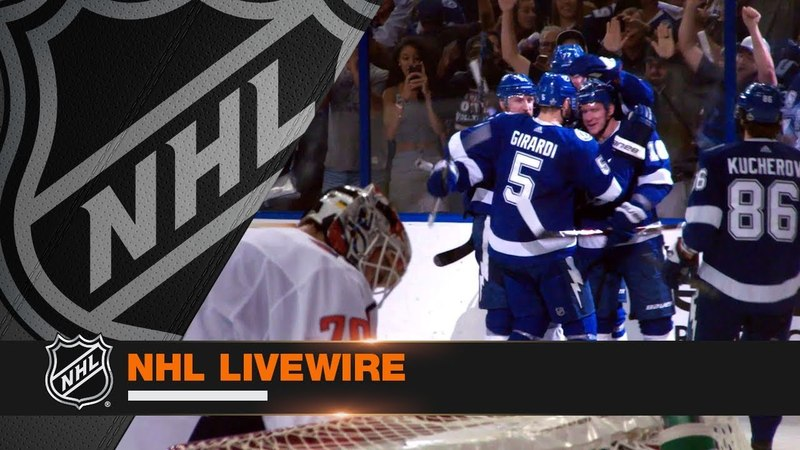 NHL LiveWire: Lightning, Capitals mic'd up for Game 5 in Tampa Bay