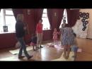 Живая школа музыки Владимира Чардынцева 2 е занятие в группе дошкольников Пяточка носочек топ топ топ Соединяем музыку тело сл