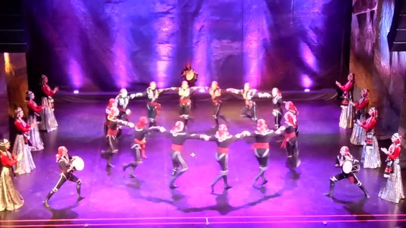 Национальный Королевский балет Грузии в Ижевске, 14.11.2018