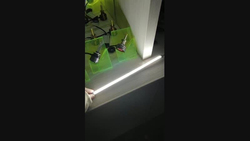 Новые качественные гибкие ленты Белый с три вида желтым поворотом бегущий и Мигалки)