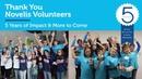 2016 One Novelis Volunteer Month