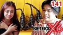BIỆT ĐỘI X6 | BDX6 141 | Hoa tỉ Miko - Quang Trung - Quang Bảo cắn răng trợn mắt ăn ... bọ cạp 🦂