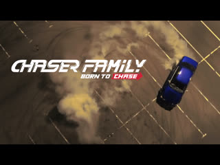 Toyota chaser family | санкт-петербург | announcement trailer | 4k