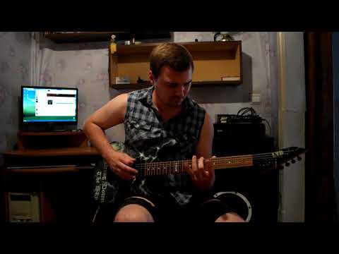 Bullet for My Valentine - Worthless (guitar cover by S.K.)