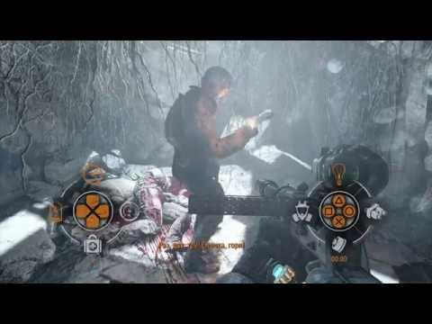 Прохождение Metro Last Light Redux (PS4 PRO) Часть 4 Сквозь тьму и Путь через свет