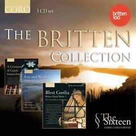 Benjamin Britten альбом The Britten Collection