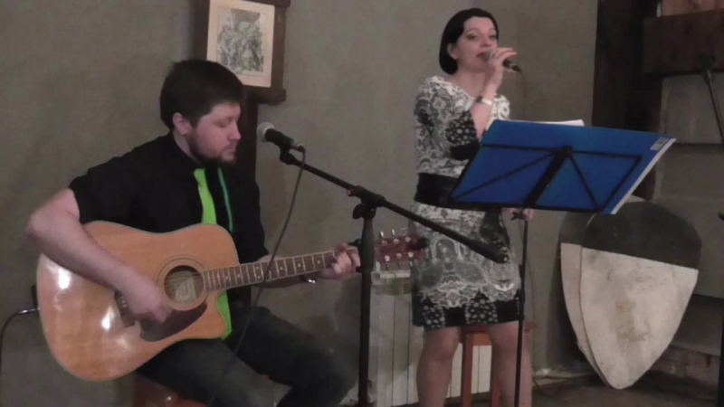 2Easy - Animal Instinct (cover by The Cranberries, фолк-бар Хмельник, 01.06.18)